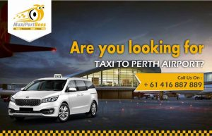 taxi to Perth Airport