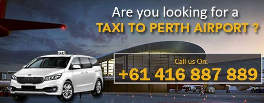 airport transfer perth taxi